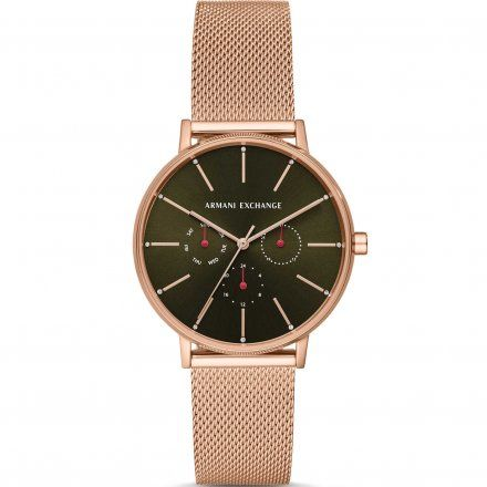 AX5555 Armani Exchange LOLA zegarek AX z bransoletą