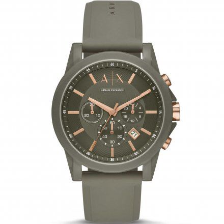 AX1341 Armani Exchange OUTERBANKS zegarek AX z paskiem