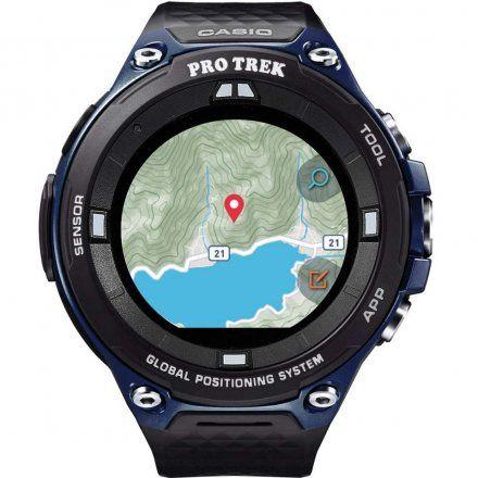 Zegarek Casio WSD-F20A-BUAAE Pro Trek Smart WSD F20A BU