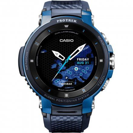 Zegarek Casio WSD-F30-BUCAE Pro Trek Smart WSD F30 BUC