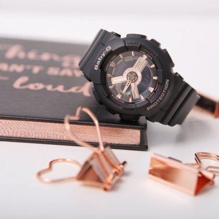 Zegarek Casio BA-110RG-1AER Baby-G BA 110RG 1A