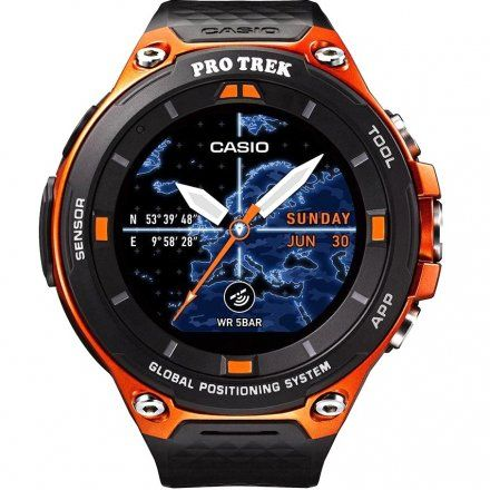 Zegarek Casio WSD-F20-RGAE Pro Trek Smart WSD F20 RG