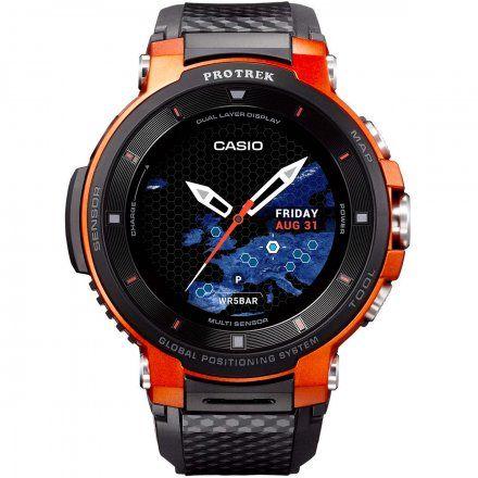 Zegarek Casio WSD-F30-RGBAE Pro Trek Smart WSD F30 RG