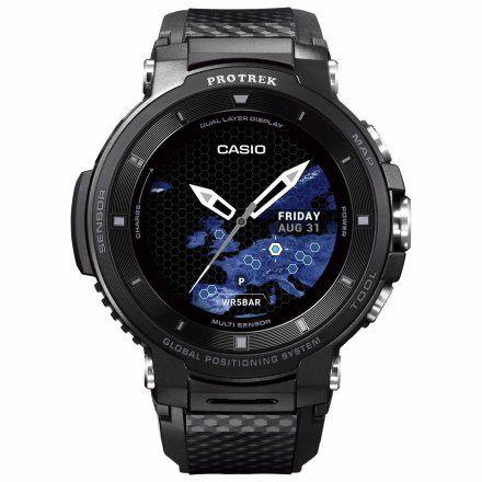 Zegarek Casio WSD-F30-BK Pro Trek Smart WSD F30 BK