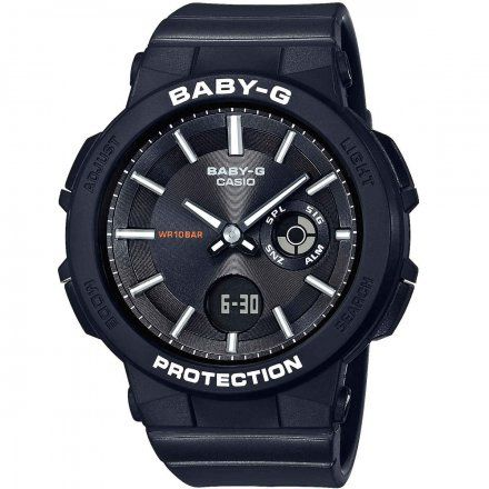 Zegarek Casio BGA-255-1AER Baby-G BGA 255 1A