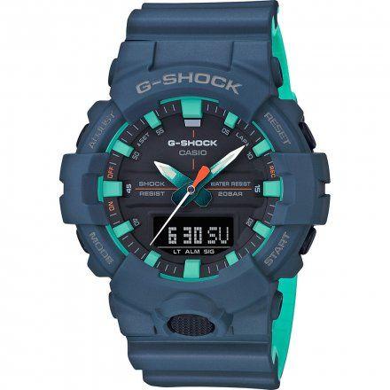 Zegarek Casio GA-800CC-2AER G-Shock GA 800CC 2A