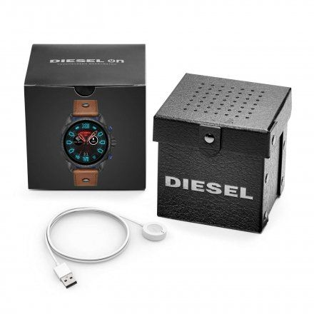 Smartwatch Diesel DZT2009 Zegarek Diesel On Full Guard 2.5