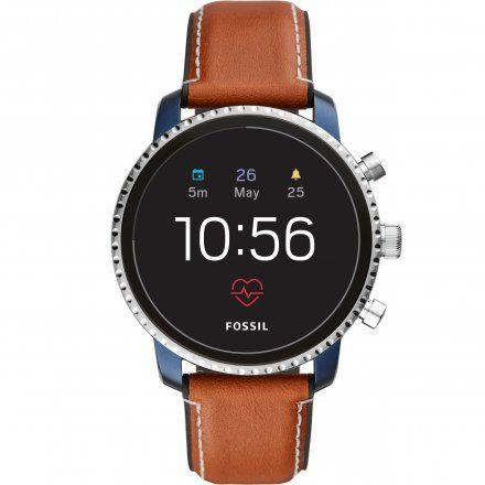 Zegarek Fossil FTW4016 Smartwatch Fossil Q Explorist HR Gen 4