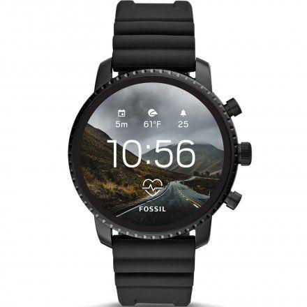 Zegarek Fossil FTW4018 Smartwatch Fossil Q Explorist HR Gen 4