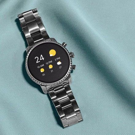 Smartwatch Fossil Explorist HR FTW4011 Fossil Smartwatches Gen 4