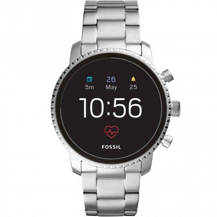 Zegarek Fossil FTW4011 Smartwatch Fossil Q Explorist HR Gen 4