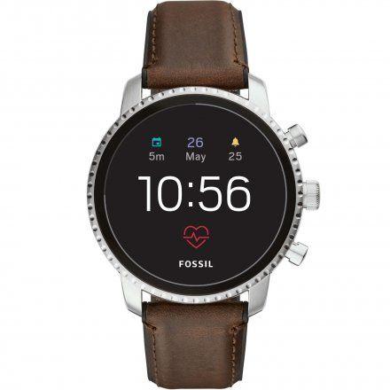 Zegarek Fossil FTW4015 Smartwatch Fossil Q Explorist HR Gen 4