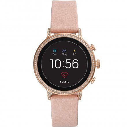Zegarek Fossil FTW6015 Smartwatch Fossil Q Venture HR Gen 4