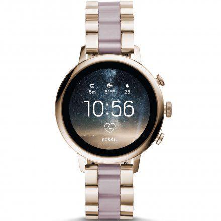 Zegarek Fossil FTW6020 Smartwatch Fossil Q Venture HR Gen 4
