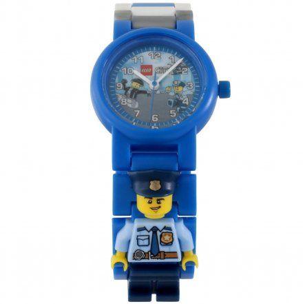 8021193 Zegarek LEGO CITY Policjant