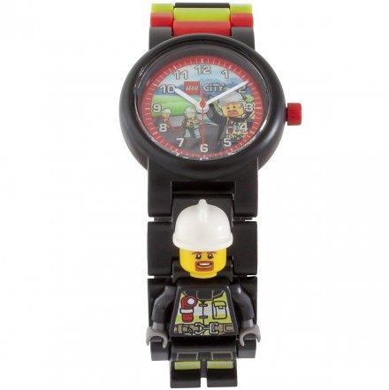 8021209 Zegarek LEGO CITY Strażak