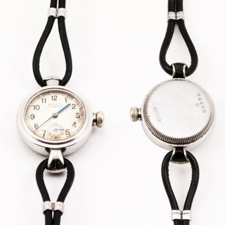 Pasek Skórzany HIRSCH Cordette 11400250-2-02 - pasek do zegarka 6-12 mm