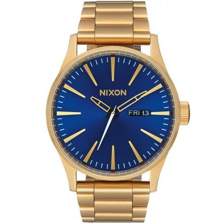 Zegarek Nixon Sentry Ss Gold - Nixon A3562735