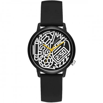 Zegarek Męski Guess V0023M8 Time To Give