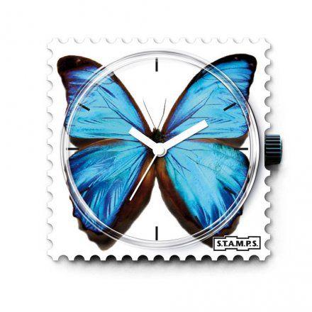 Zegarek S.T.A.M.P.S. Blue Butterfly 100163