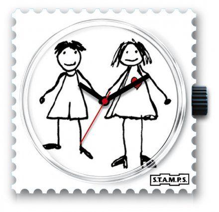 Zegarek S.T.A.M.P.S. Hänsel & Gretel 100225
