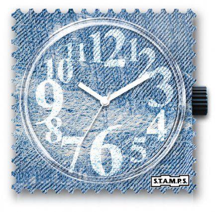 Zegarek S.T.A.M.P.S. Denim Time 100362
