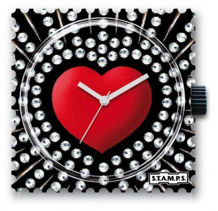 Zegarek S.T.A.M.P.S. Red Heart 100421