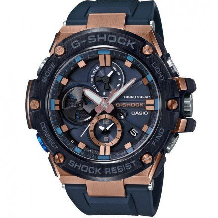 Zegarek Casio GST-B100G-2AER G-Shock GST B100G 2A