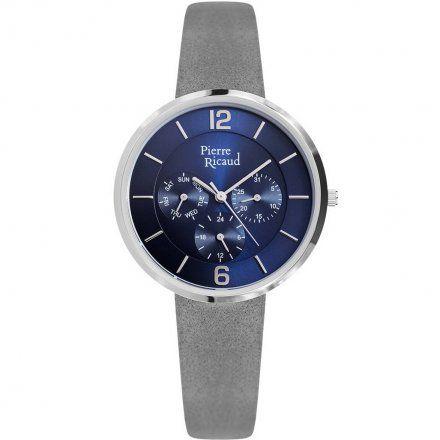 Pierre Ricaud P22023.5G55QF Zegarek - Niemiecka Jakość