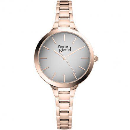 Pierre Ricaud P22047.9117Q Zegarek - Niemiecka Jakość
