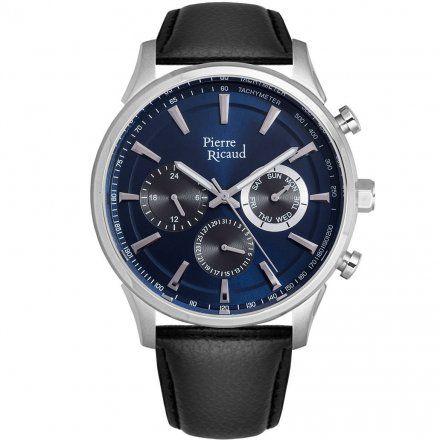 Pierre Ricaud P60014.5215QF Zegarek - Niemiecka Jakość