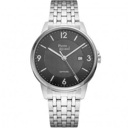 Pierre Ricaud P60021.5156Q Zegarek - Niemiecka Jakość