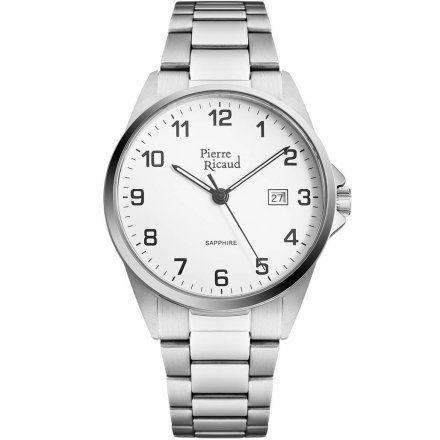 Pierre Ricaud P60022.5122Q Zegarek - Niemiecka Jakość
