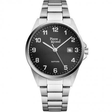 Pierre Ricaud P60022.5124Q Zegarek - Niemiecka Jakość