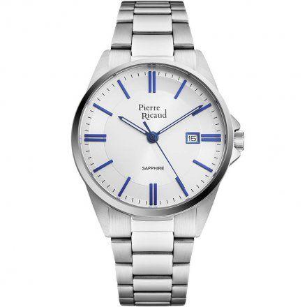 Pierre Ricaud P60022.51B3Q Zegarek - Niemiecka Jakość
