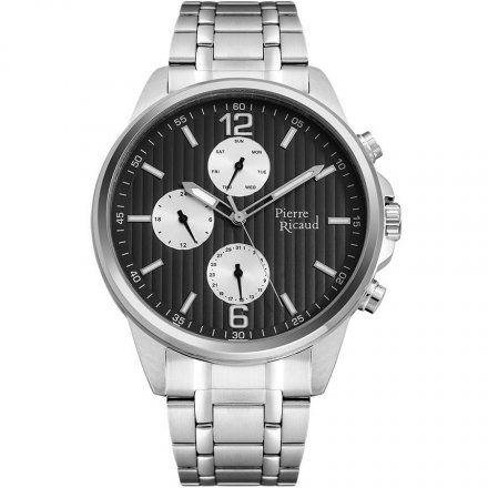 Pierre Ricaud P60025.5156QF Zegarek - Niemiecka Jakość