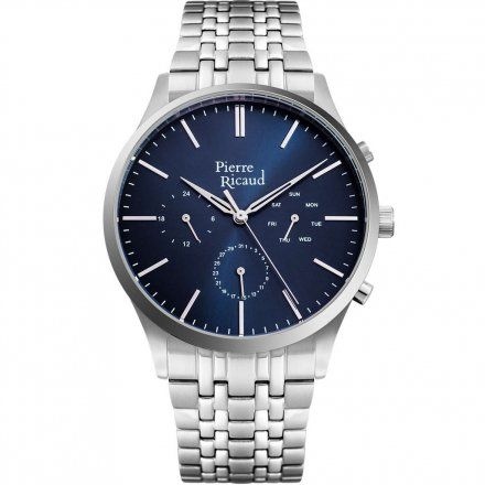 Pierre Ricaud P60027.5115QF Zegarek - Niemiecka Jakość