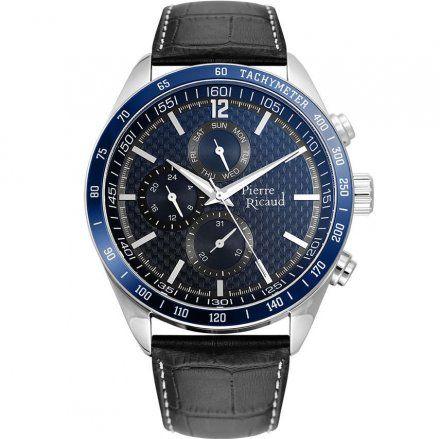 Pierre Ricaud  P97224.T255QF  Zegarek - Niemiecka Jakość
