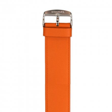 Pasek S.T.A.M.P.S. Classic Leather Deep Orange 100003 1400