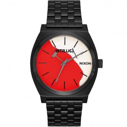Zegarek Nixon Time Teller Metallica Kill Em All Nixon A0453102