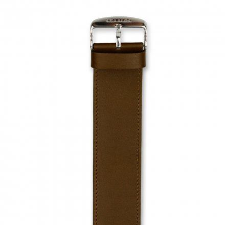 Pasek S.T.A.M.P.S. Classic Leather Coffee 100003 1650