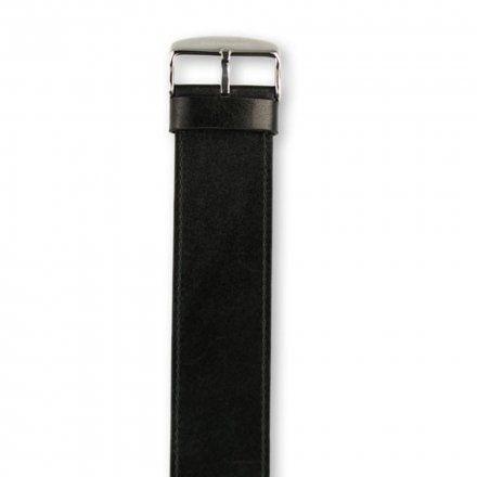 Pasek S.T.A.M.P.S. Classic Leather Black 100003 0100