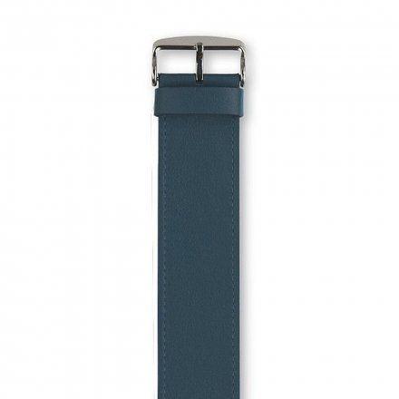 Pasek S.T.A.M.P.S. Classic Leather Dark Blue 100003 2800