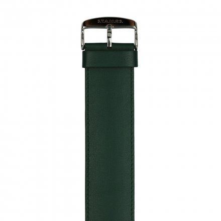 Pasek S.T.A.M.P.S. Classic Leather Dark Green 100003 3400