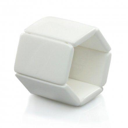 Bransoleta S.T.A.M.P.S. Belta Classic White 102172 0200