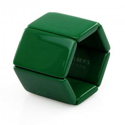 Bransoleta S.T.A.M.P.S. Belta Classic Green 102172 3000