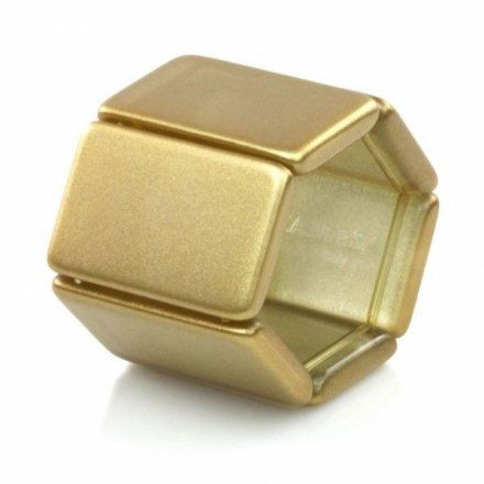 Bransoleta S.T.A.M.P.S. Belta Metallic Gold 102232 1200