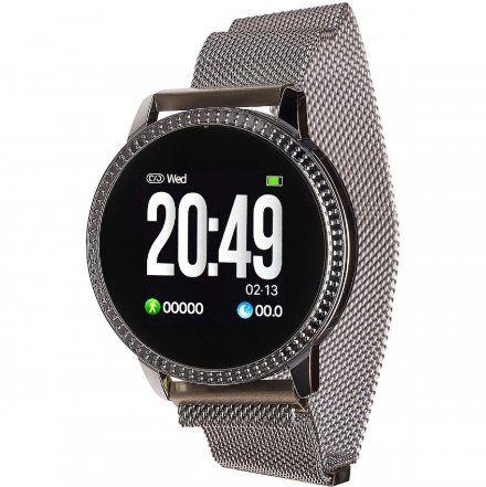 Smartwatch Garett Women Klara srebrny