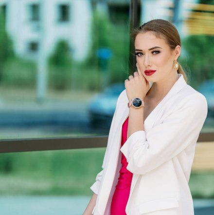 Smartwatch Garett Women Klara złoty