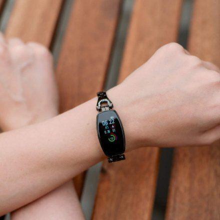 Smartwatch Garett Women Sara czarny